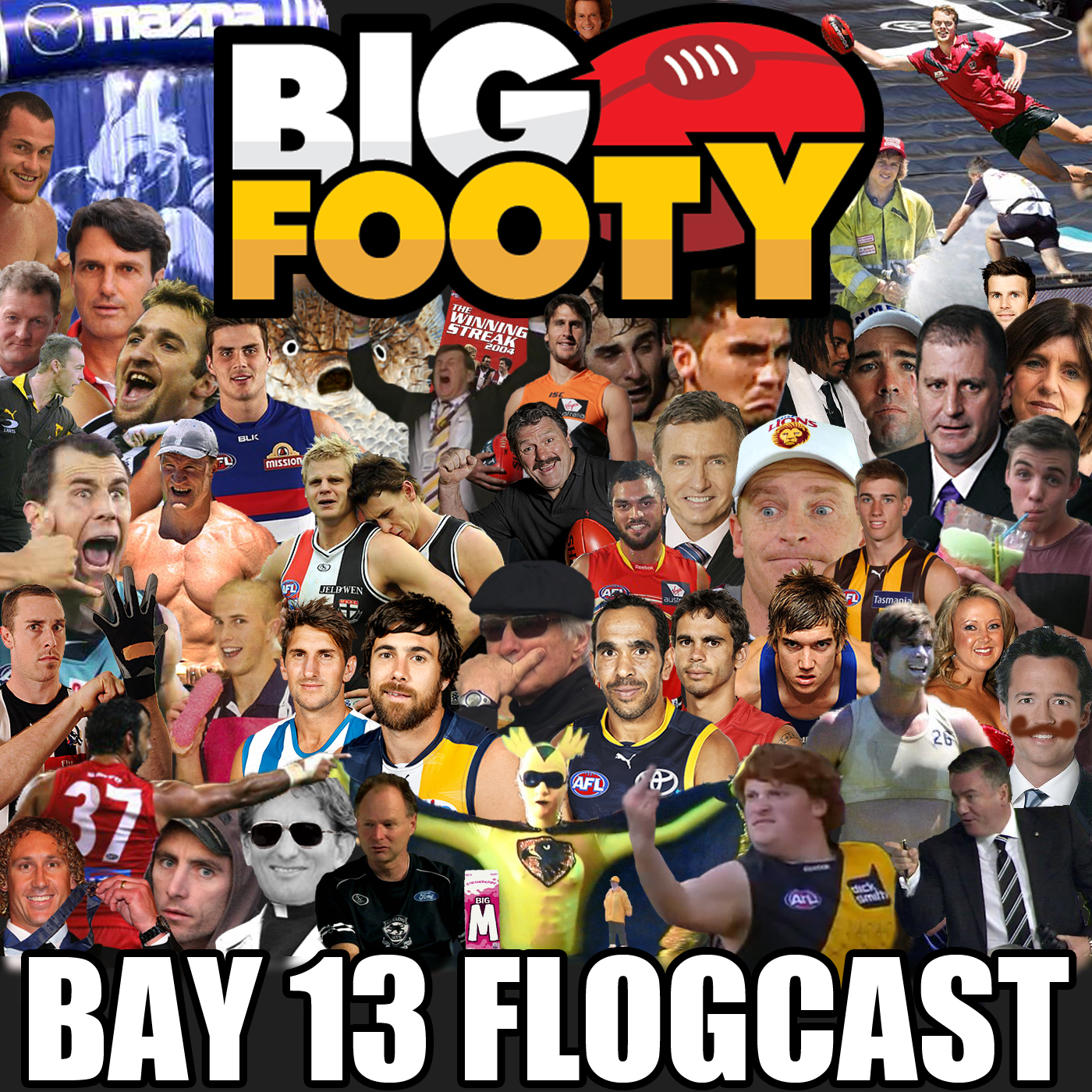 The Bay 13 Flogcast from BigFooty.com
