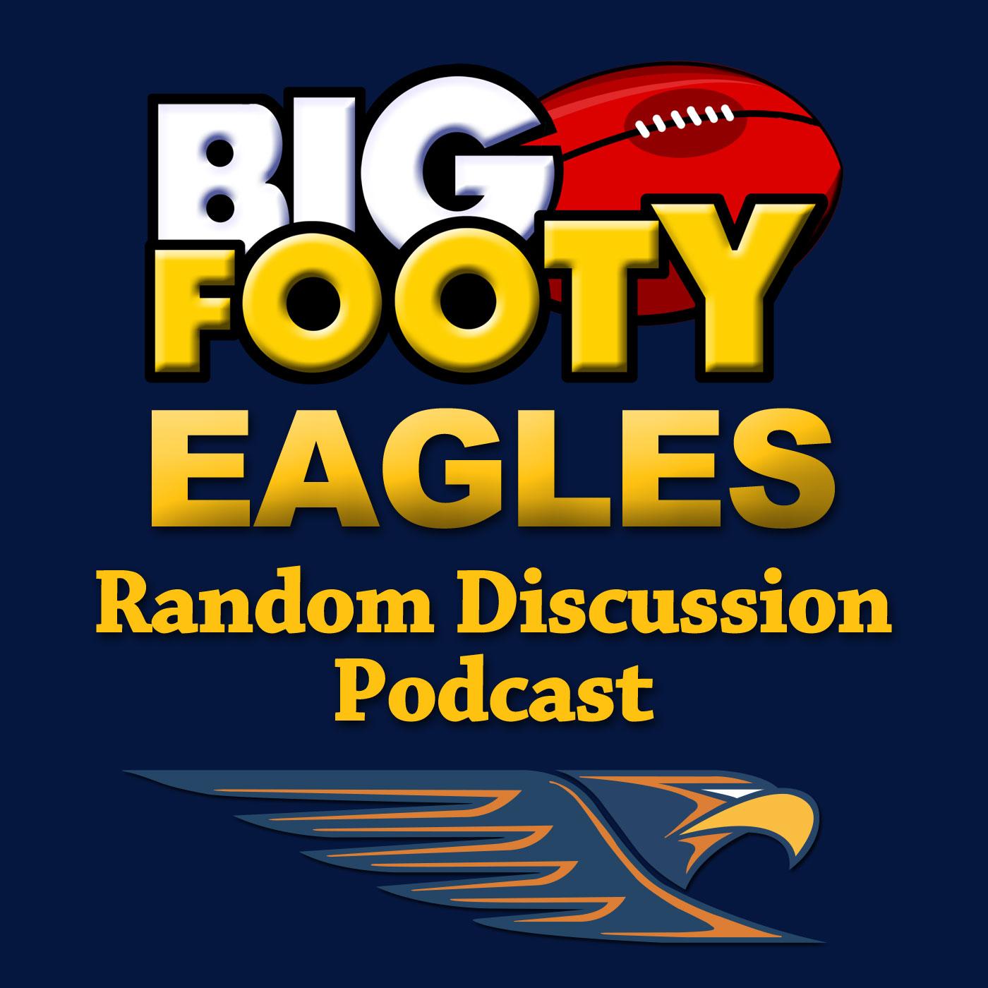 BigFooty Eagles AFL Podcast
