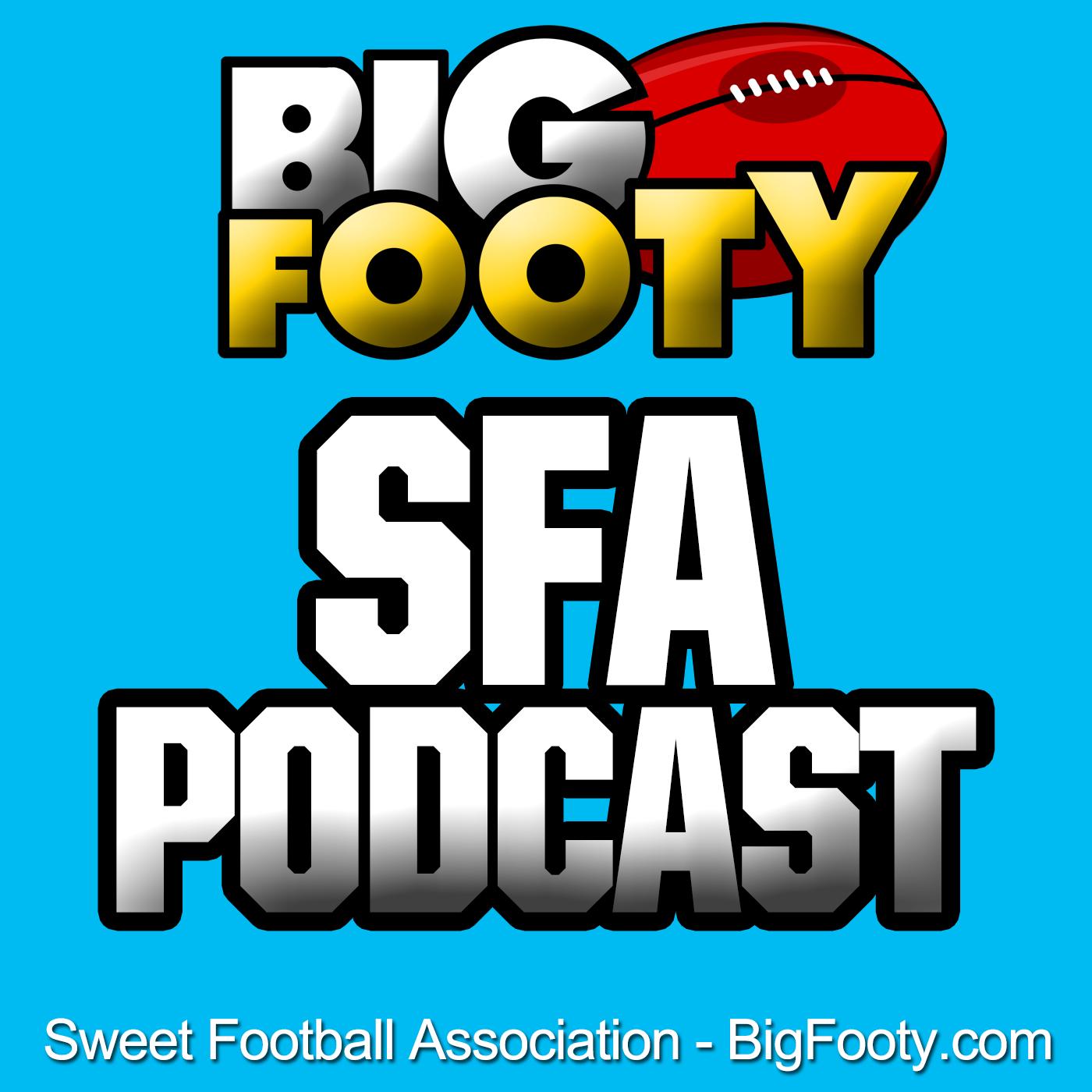 BigFooty Sweet Football Association Podcast